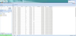 My DATA Screen Capture
