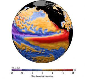 sea level anomalies
