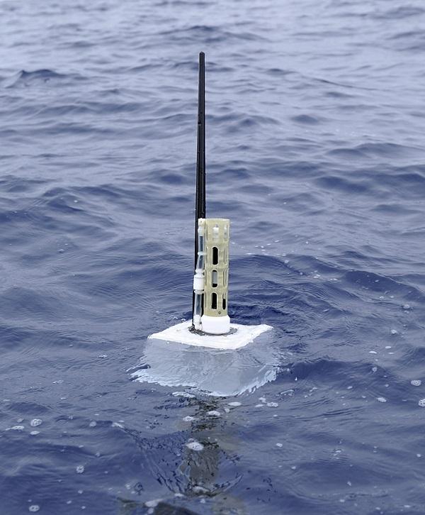 Argo profiling float