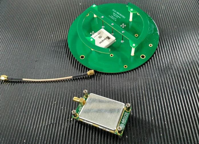 Argos-4 Ready modem