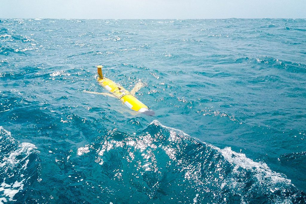 Glider recovery