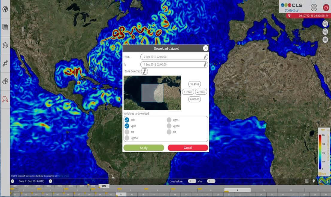 SEEWATER screenshot