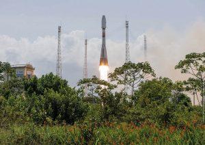 ©CNES/ESA/Arianespace/Optique Vidéo CSG/S Martin, 2018